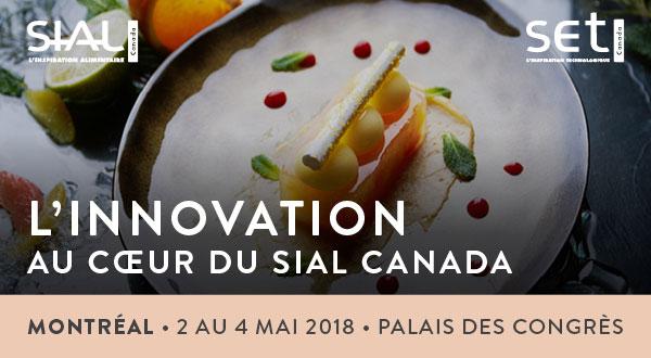 L'innovation - Sial 2018