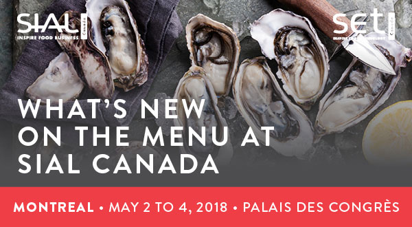 What's new on the menu at SIAL Canada