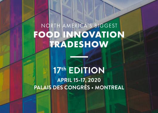 North america's biggest food innovation tradeshow.